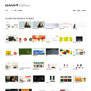KAMINARI DESIGN WORKS WEB